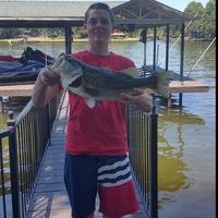 Cedar Creek Reservoir Fishing Report 08/13/2016