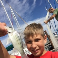 Lake Lavon Fishing Report 10/24/2016