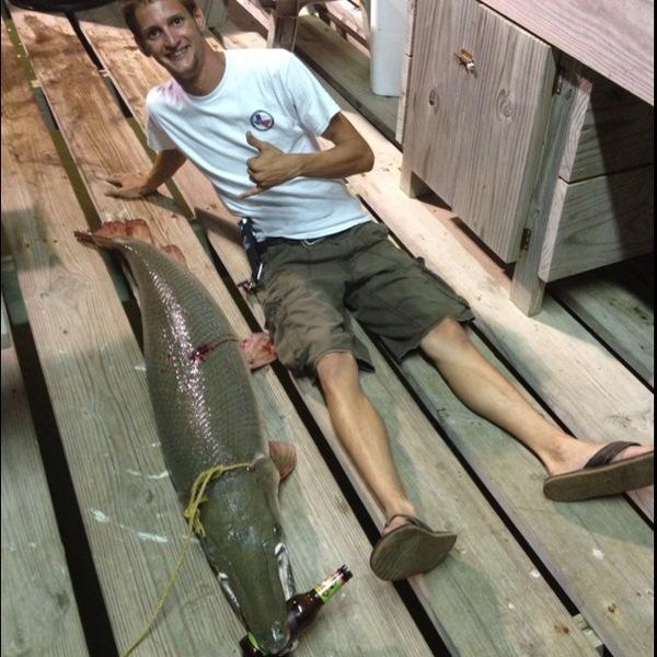 Trinity Bay Fishing Report 06/30/2013
