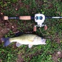 Cuero Ponds Fishing Report 04/20/2015