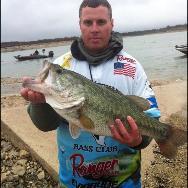 Stillhouse Hollow Lake Fishing Report 04/05/2012