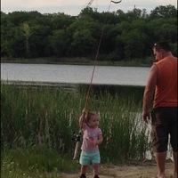 Lake Brownwood Fishing Report 05/19/2013