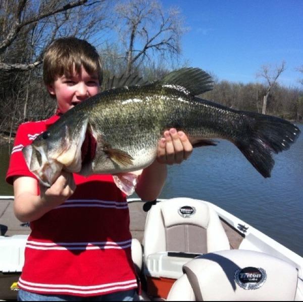 Scout bigbass23 fishingscout for Benbrook lake fishing