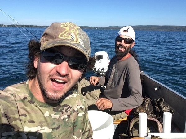 West arm grand traverse bay fishing reports fishingscout for Mobile bay fishing report