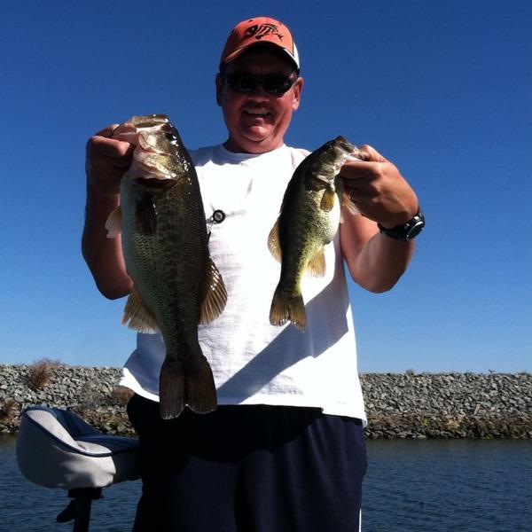 Sacramento san joaquin river delta fishing reports for California delta fishing report