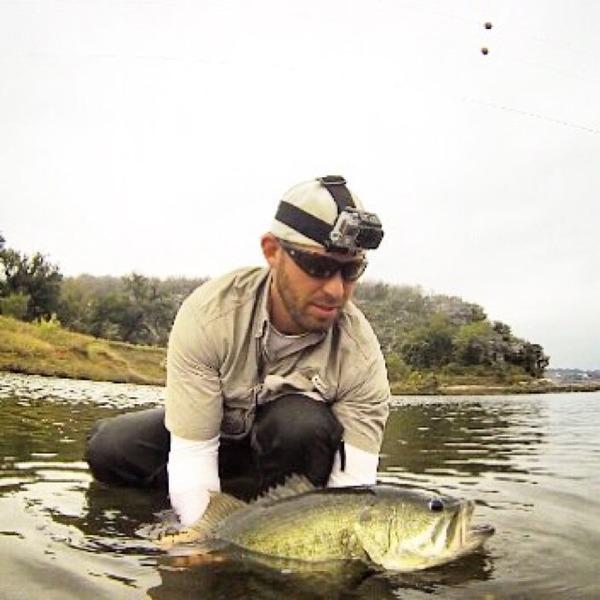 San gabriel river fishing reports fishingscout mobile app for Stillhouse lake fishing report