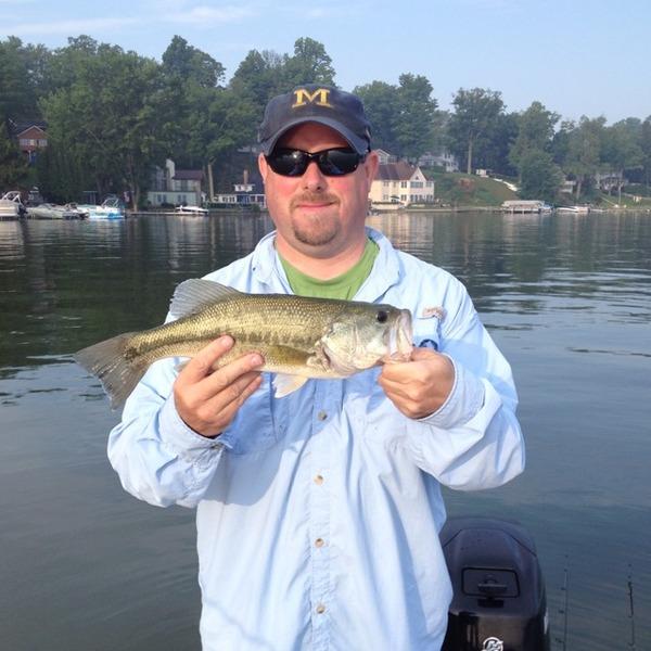 st joseph river fishing report at berrien springs