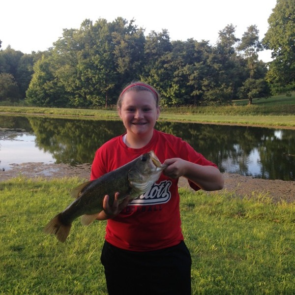 Guilford lake fishing reports fishingscout mobile app for Ohio fishing report