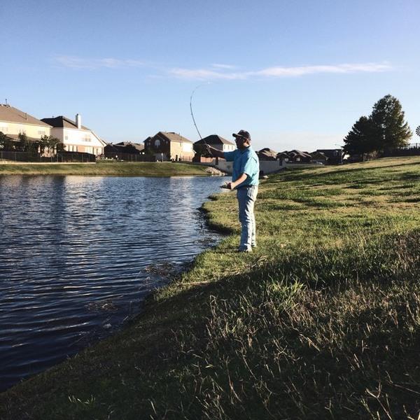Keller ponds fishing reports fishingscout mobile app for Stillhouse lake fishing report