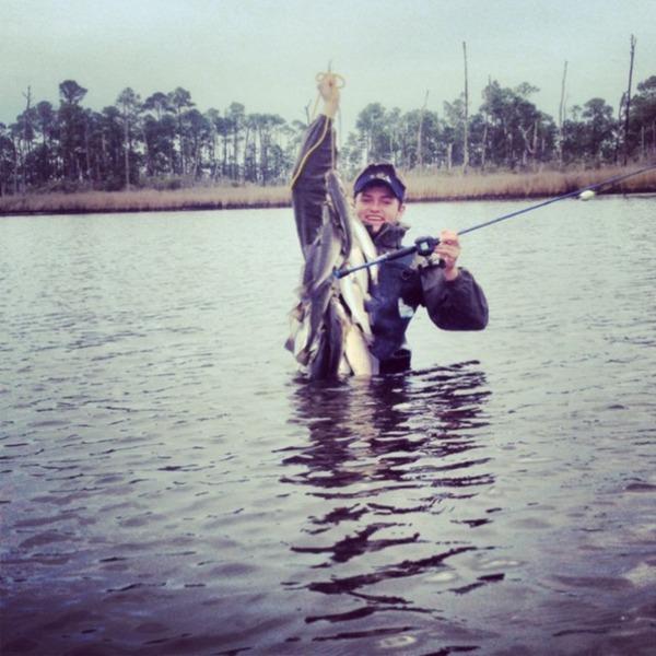 Pascagoula bay fishing reports fishingscout mobile app for Sardis lake fishing report